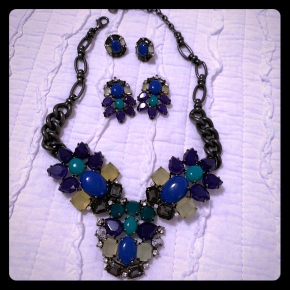 Stella & Dot Jewelry - 💥Stella & Dot necklace and earring set
